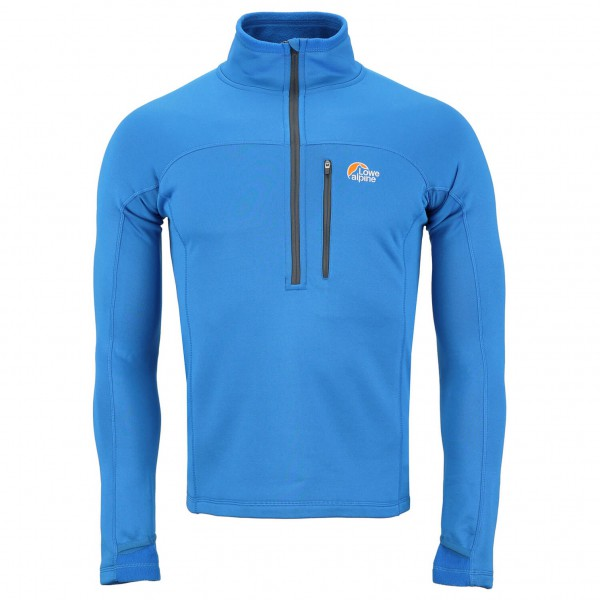 Lowe Alpine - Powerstretch Zip Top - Pull-overs polaire