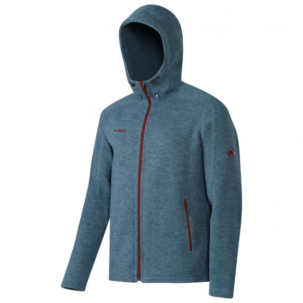 Mammut - Polar Hooded Midlayer Jacket - Fleecetakki