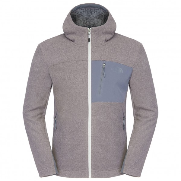 The North Face - Chimborazo Full Zip Hoodie - Fleecejack
