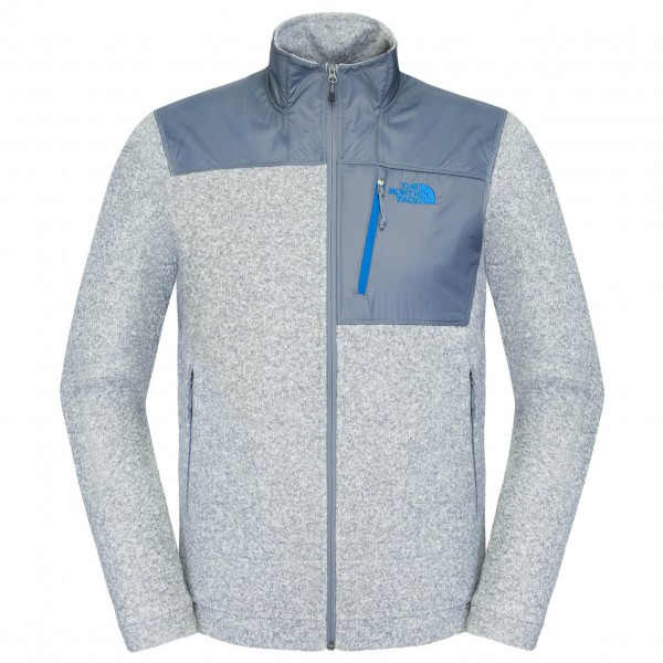 The North Face - Gordon Pro Full Zip - Fleecetakki