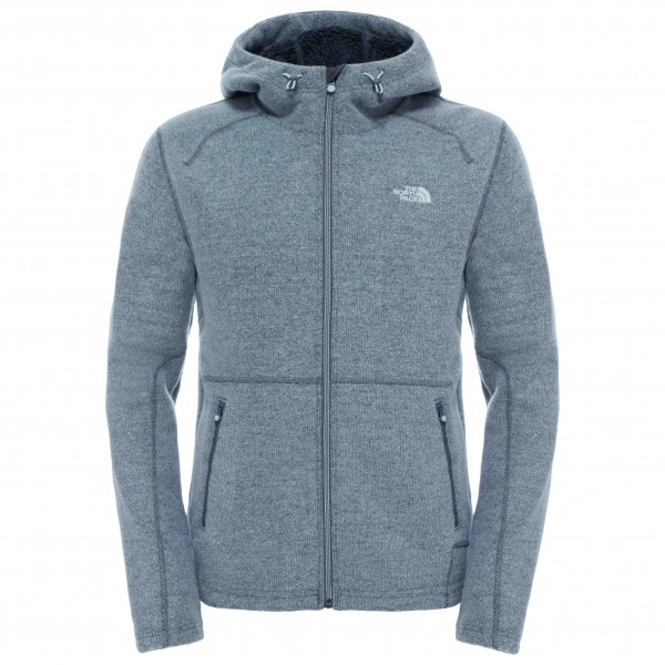 The North Face - Zermatt Full Zip Hoodie - Fleecejack