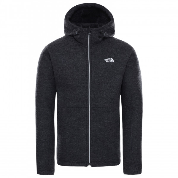 The North Face - Zermatt Full Zip Hoodie - Giacca in pile