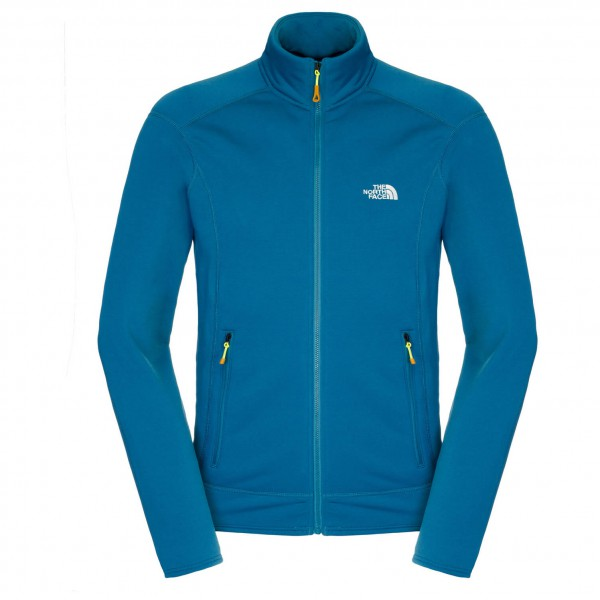 The North Face - Flux Power Stretch Jacket - Fleecetakki
