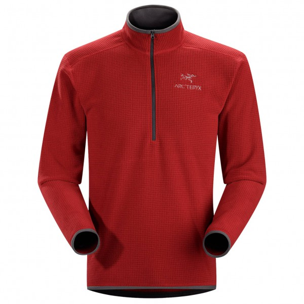 Arc'teryx - Delta AR Zip Neck - Pull-over polaire