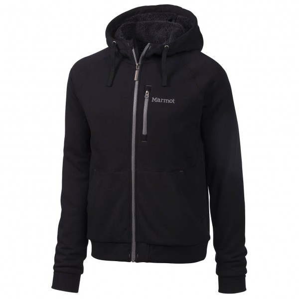 Marmot - Parsons Peak Sherpa Hoody - Pull-over polaire