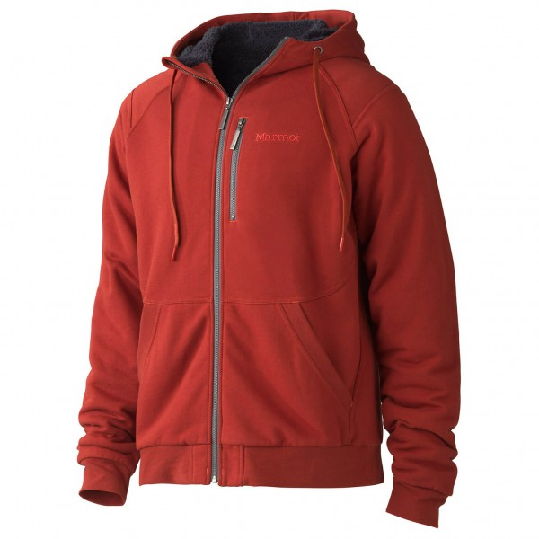 Marmot - Parsons Peak Sherpa Hoody - Pull-overs polaire