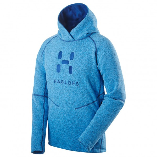 Haglöfs - Swook Logo Hood - Fleece jumpers