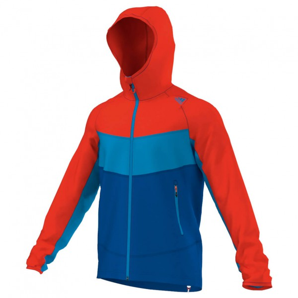 Adidas - Ed Fleece Hoody - Fleecejack