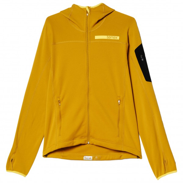 adidas - TX Stockhorn Fleece Hoody - Fleecejacke