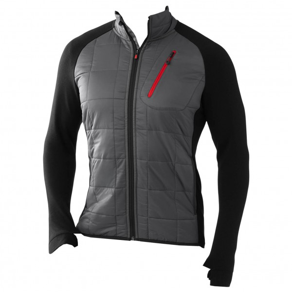 Smartwool - PHD Smartloft Divide Full Zip - Wollen jack