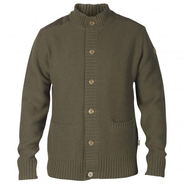Fjällräven - Övik Knit Cardigan - Merino sweater