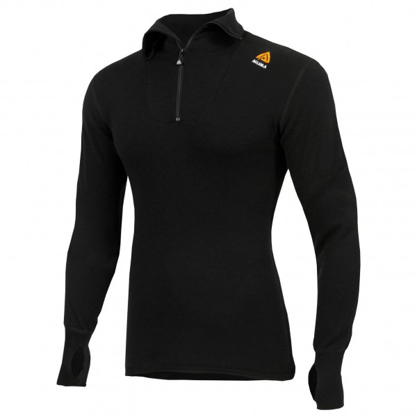 Aclima - DW Polo w/Zip - Pull-over en laine mérinos