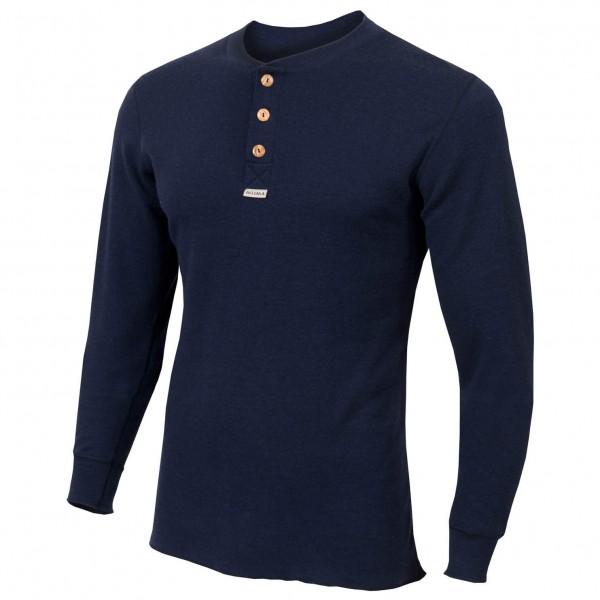 Aclima - WW Granddad Shirt - Merinovillapulloverit