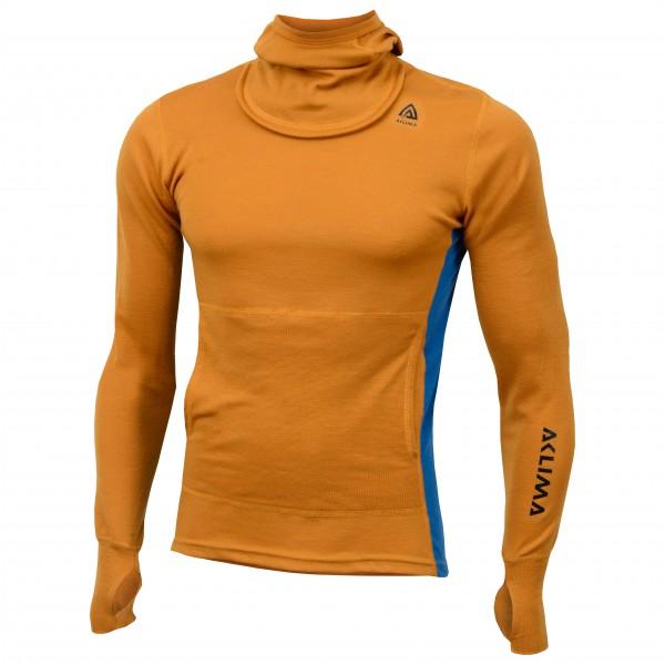 Aclima - WW Hood Sweater - Merino jumpers