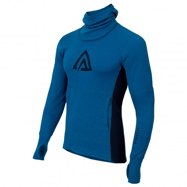 Aclima - WW Hood Sweater - Pull-over en laine mérinos