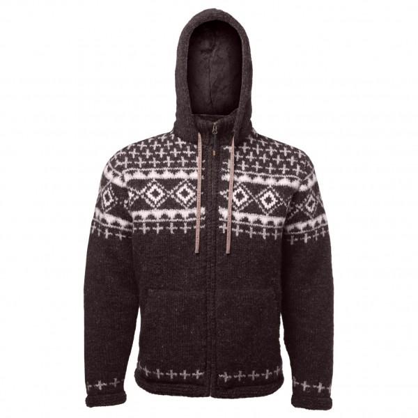 Sherpa - Kritipur Sweater Jacket - Wool jacket