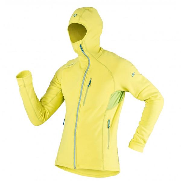 R'adys - R7 Stretchfleece Hooded Jacket - Fleecejack