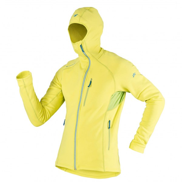 R'adys - R7 Stretchfleece Hooded Jacket - Fleecetakki