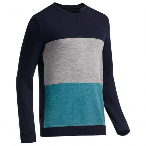 Icebreaker - Escape LS Crewe - Merino sweater