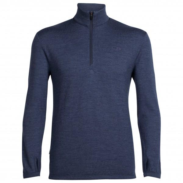 Icebreaker - Original LS Half Zip - Merino sweater