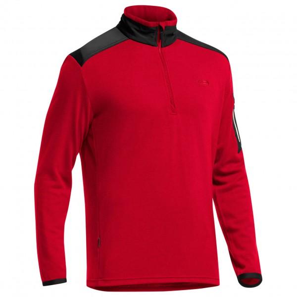 Icebreaker - Tundra LS Half Zip - Merino sweater