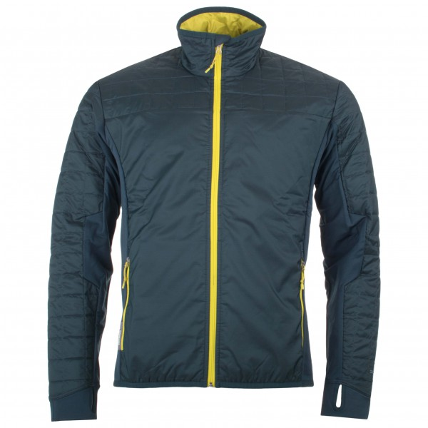 Icebreaker - Helix LS Zip Hood - Wool jacket