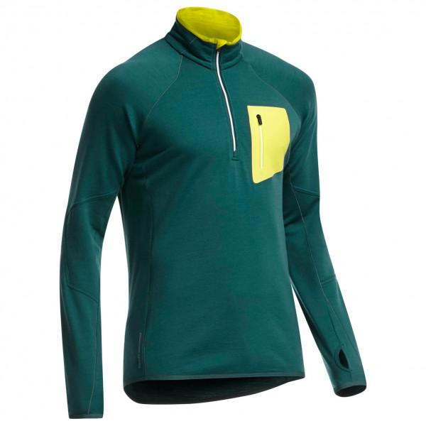 Icebreaker - Atom LS Half Zip - Merino sweater