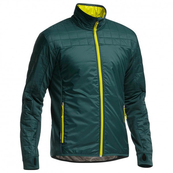 Icebreaker - Helix LS Zip - Wool jacket