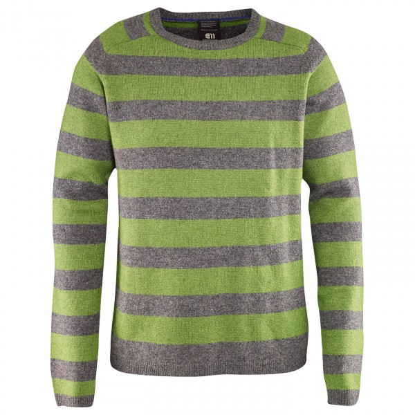 Elevenate - Montagne Knit - Wool pullover