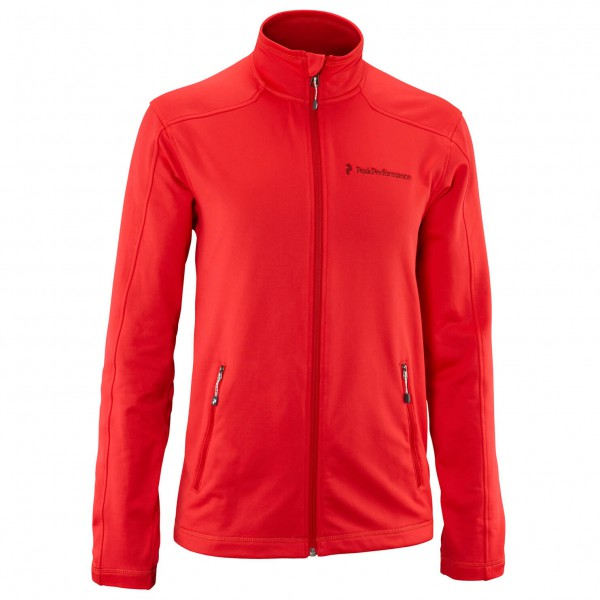 Peak Performance - Dan Full Zip - Fleecetakki