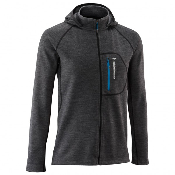Peak Performance - Dixon Mid Jacket - Wool jacket