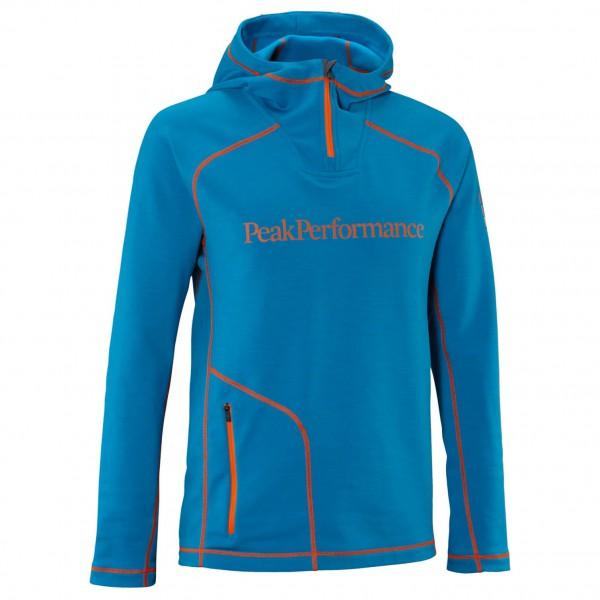Peak Performance - Heli Mid Hood - Fleece pullover