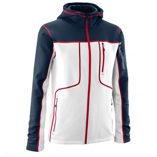 Peak Performance - Trigger Zip Hood - Veste polaire