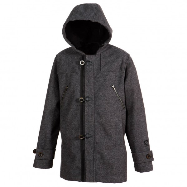 66 North - Reykjavik Duffle Coat - Pitkä takki