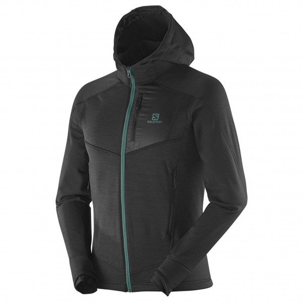 Salomon - BC Smartskin Midlayer M - Fleece jacket