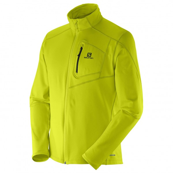 Salomon - Discovery FZ Midlayer - Fleece jacket
