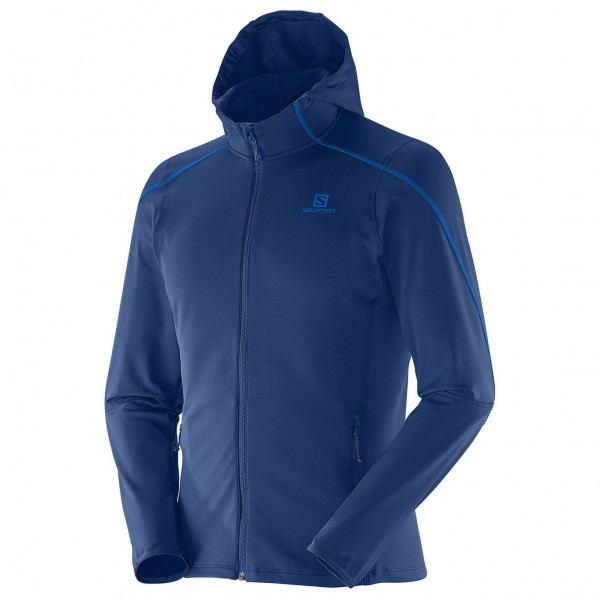 Salomon - Discovery Hooded Midlayer - Veste polaire