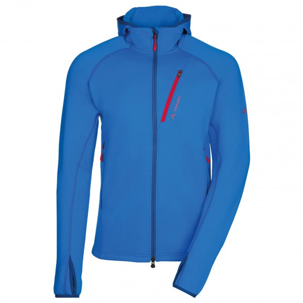 Vaude - Basodino Hooded Jacket - Fleecejack