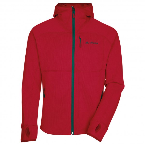 Vaude - Valluga Fleece Jacket - Fleecetakki