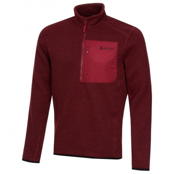 Odlo - Stand-Up Collar 1/2 Zip Signal - Fleece pullover