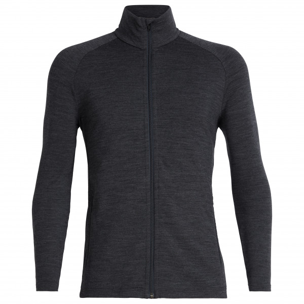Icebreaker - Victory L/S Zip - Wool jacket
