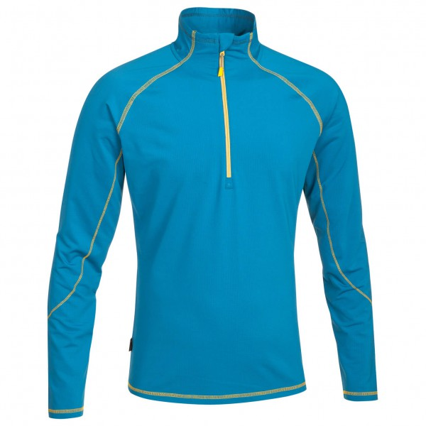 Salewa - Cubic 3.0 PL LS Tee - Pull-over polaire