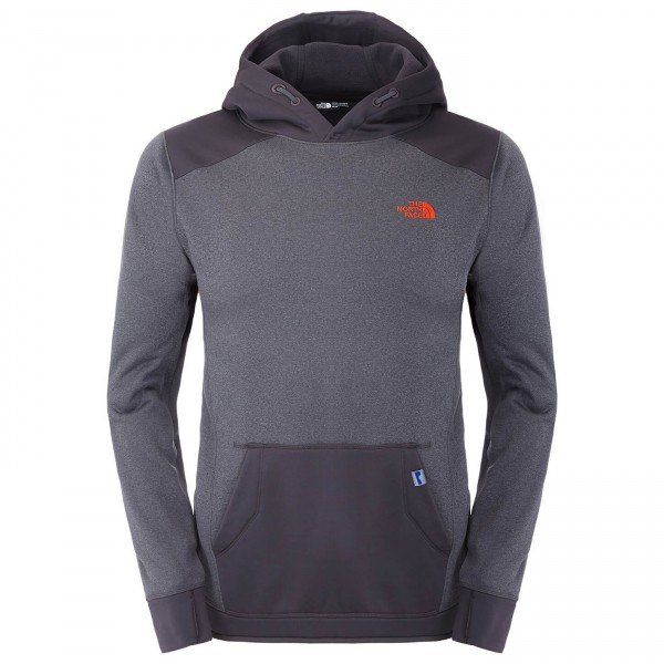 The North Face - Wicked Crag Hoodie - Fleecepulloveri