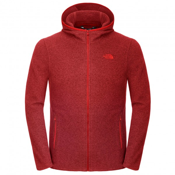 The North Face - Gordon Lyons Lite FZ Hoodie - Fleecetakki