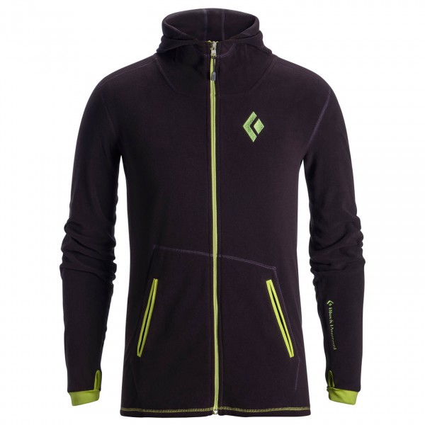 Black Diamond - Boulder Hoody - Fleecetakki