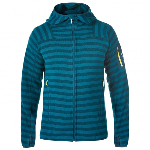 Berghaus - Tyndrum Stripe Hooded Jacket - Fleecejack