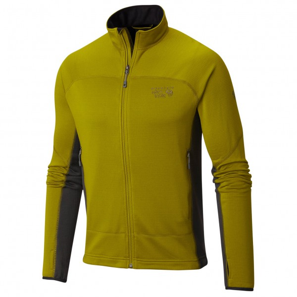 Mountain Hardwear - Desna Grid Jacket - Veste polaire