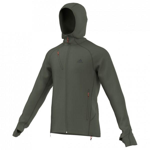 Adidas - HT 1SD Fleece Hoody - Veste polaire