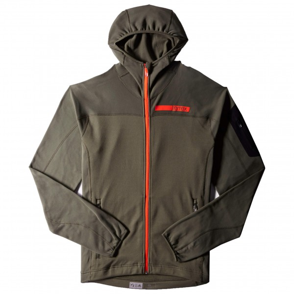 Adidas - TX Stockhorn Fleece Hoody - Fleece jacket