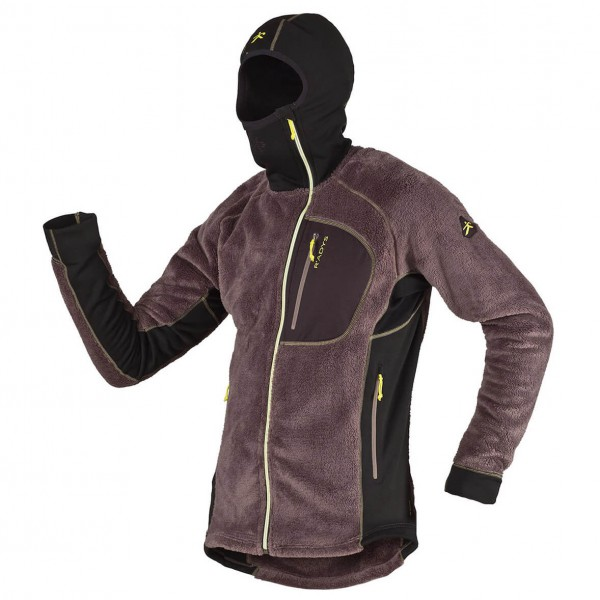 R'adys - R 7 Highloft Fleece Jacket - Fleecejacke